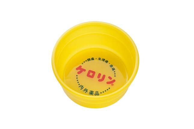「ケロリン桶」を食器として使うのは速やかにやめるべきだという