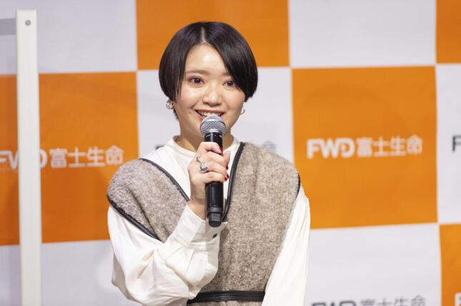 トークセッションに登壇した矢方美紀さん