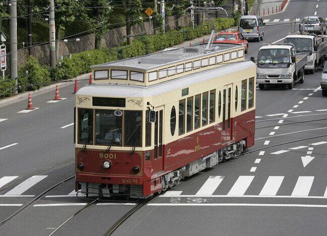 東京さくらトラムでプチトリップ