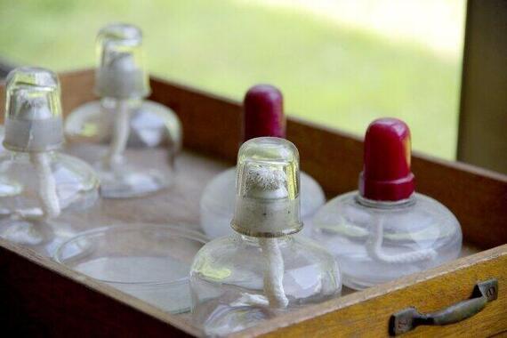 アルコールランプは小・中学校の理科実験で使われなくなっている?