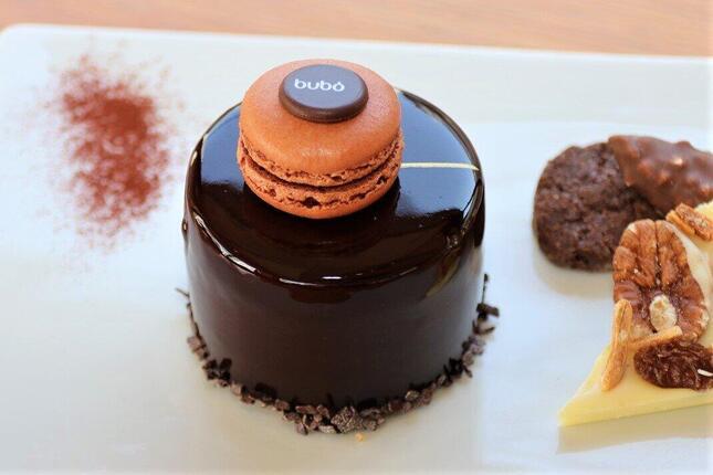 「クープ・デュ・モンド・ドゥ・ラ・パティスリー」で「世界一のチョコレートケーキ」を受賞した「シャビーナ」