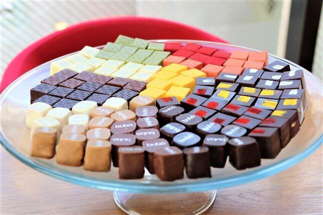 食べ放題のチョコレート(1)