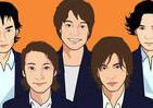 SMAP「6人で再結成」の序曲か 森且行「日本選手権」初優勝を木村拓哉ら全員で祝福
