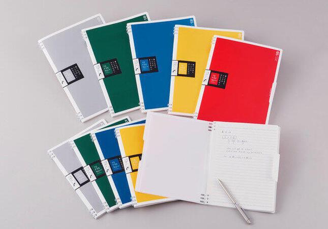 5色、2サイズを展開