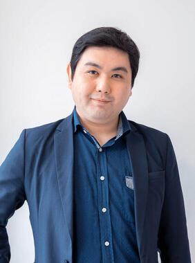 ガイアックス・ソーシャルメディアマーケティング事業部の重枝義樹部長