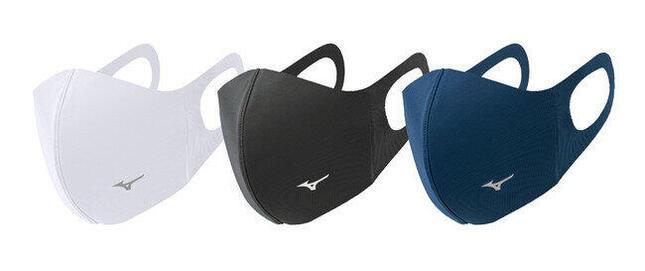 ミズノの冬向けのマスク「ブレスサーモマウスカバー」