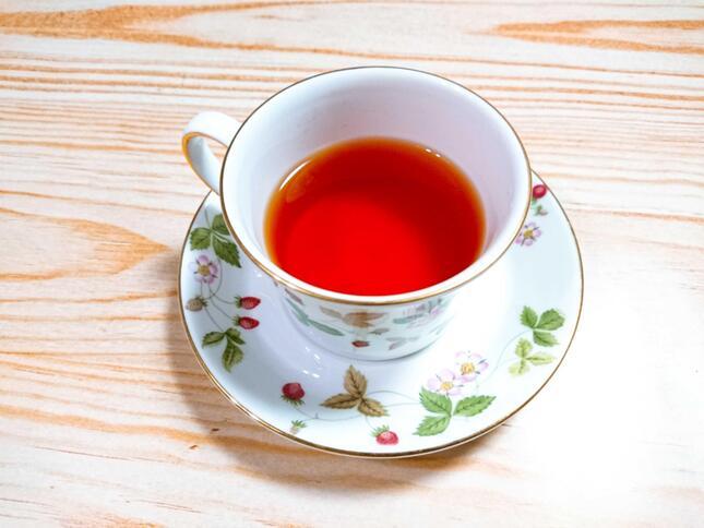 「紅茶×梅酒」