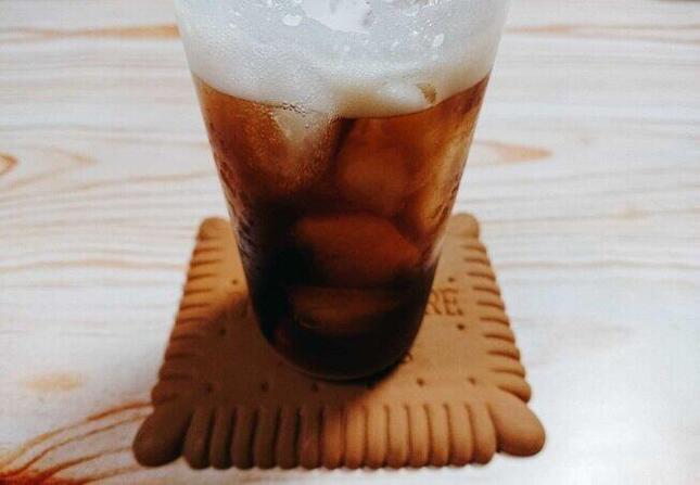 紅茶×炭酸水