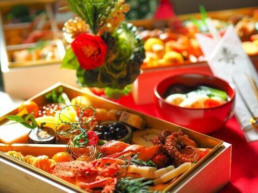 新型コロナでおせち料理の需要増(画像はイメージ)