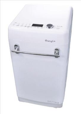 レトロデザインに最新の機能を搭載、毎日の洗濯が楽しくなる