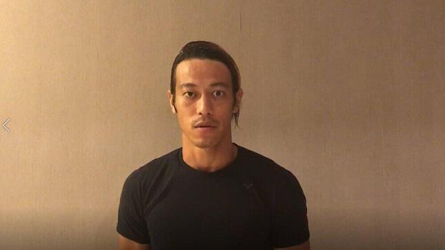 ビデオメッセージを寄せた本田圭佑選手