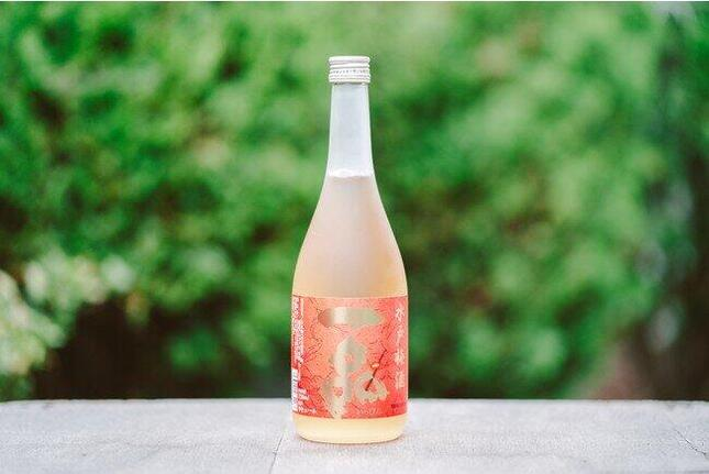「水戸梅酒一品」をベースに使用