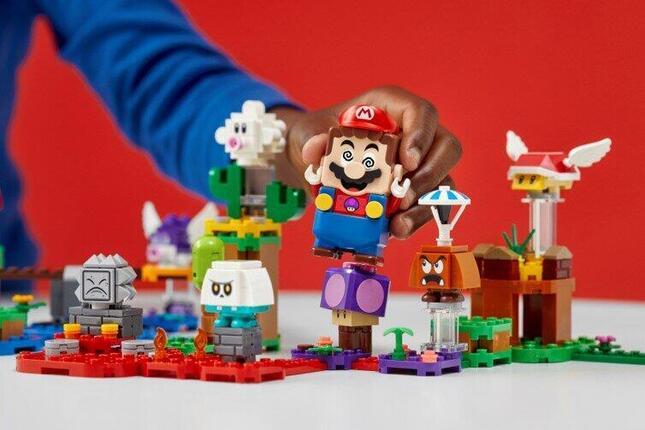 「レゴ スーパーマリオ」の遊び方がさらに広がる