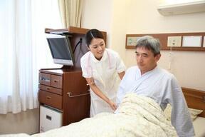 日本は世界一の病床保有国であるという(写真と本文は関係ありません)