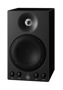 軽量コンパクトながら確かな音質、設置性も高い