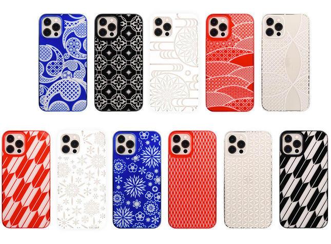 最新のiPhoneが江戸の伝統工芸「江戸切子」をまとう