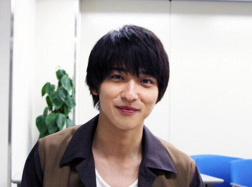 横浜流星さん(写真は2018年3月25日撮影)