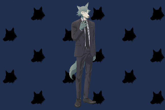 人気TVアニメ「BEASTARS」の主人公・レゴシをイメージしたコラボアイテム