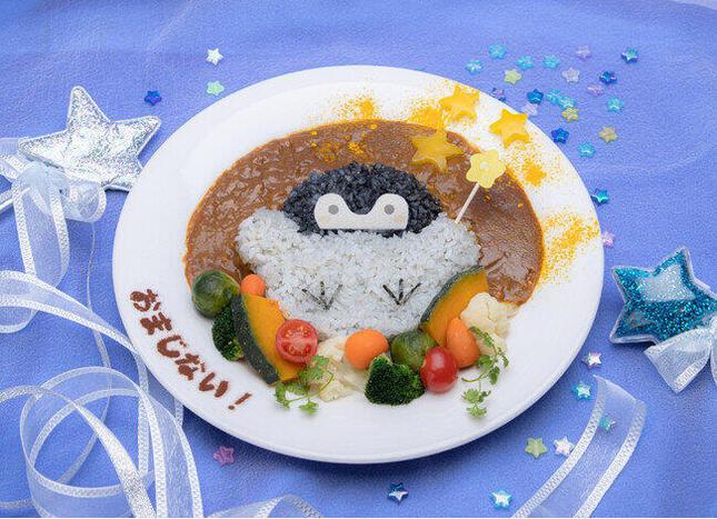 人気キャラ「コウペンちゃん」のコラボカフェ