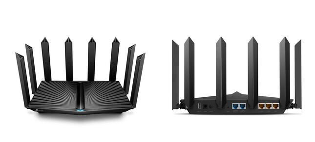 安定した高速Wi-Fi通信を実現したハイパフォーマンスモデル