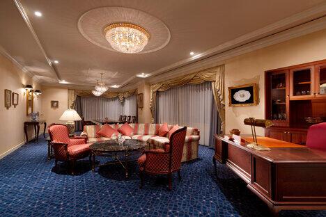 皇室・国賓のための特別室