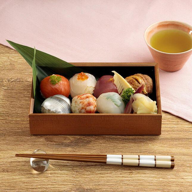 旬の食材を詰め込んだ「春のお寿司BOX 」