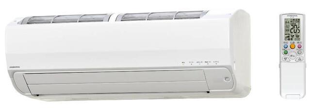 熱交換器もフィルターも清潔に保ち、気持ちよく冷暖房