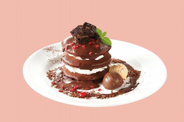 出来立てのチョコスイーツを食べる至福の体験