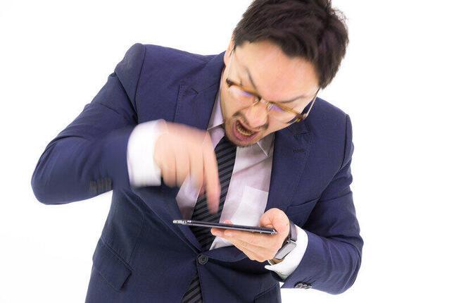 「5Gにつながらないゾォーッ」…これにはワケが(画像はイメージ