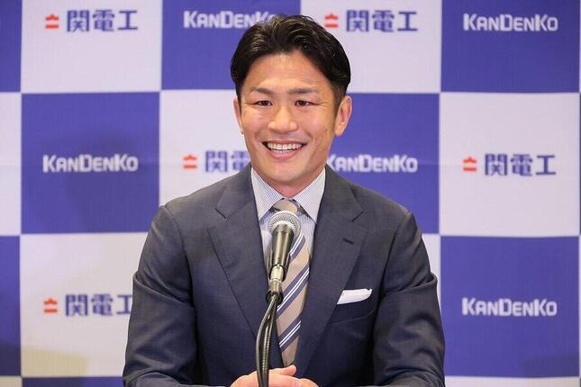 元ラグビー日本代表キャプテンの廣瀬俊朗氏