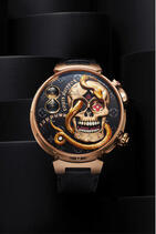 「ルイ・ヴィトン」5550万円の腕時計 「売れ筋ランキング」にも1000万円台並ぶ