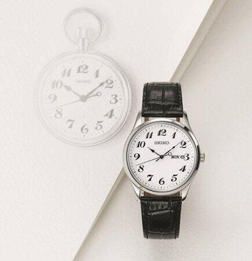 国産初の鉄道時計から着想を得た限定モデル誕生!