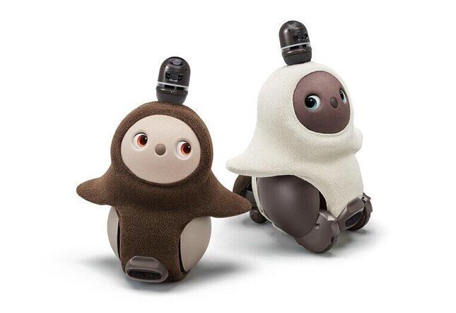 家族型ロボット「LOVOT(らぼっと)」