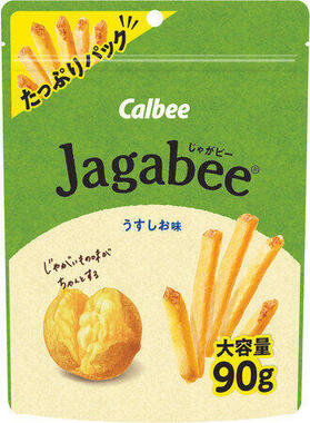 「Jagabeeうすしお味 たっぷりパック」