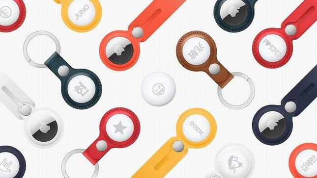アップルのテクノロジーで大切な持ち物をなくさない