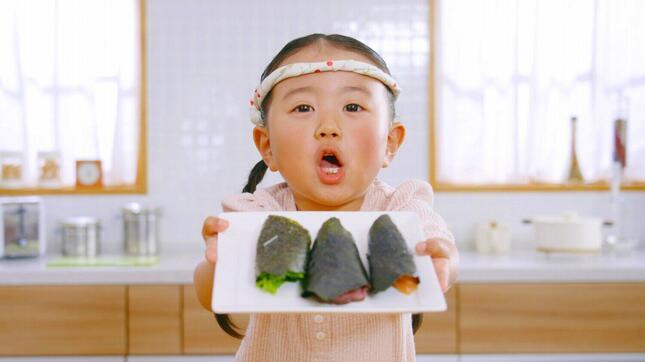 「手巻き寿司」編