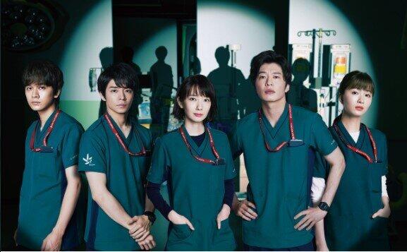 「King & Prince」岸優太さん「ナイト・ドクター」出演(画像はフジテレビの公式サイトより)