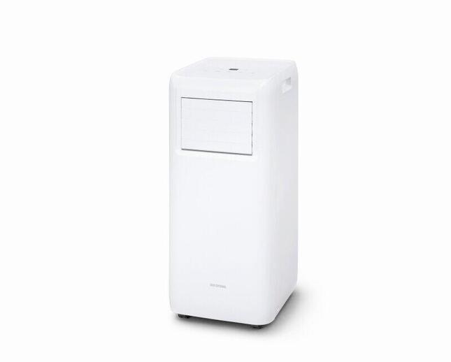 エアコン配管穴のない部屋などに設置可能、熱中症対策に