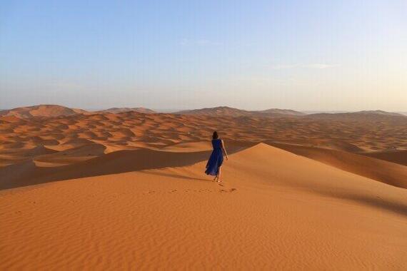 遠くサハラ砂漠へ旅行できる日はいつになるか