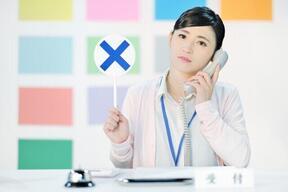電話対応に追われて業務に支障が出ると困ります(写真はイメージ)