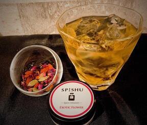 本格的な漬けこみ酒が作れる「スパイッシュ」 香り華やかな「エキゾチックフラワー」