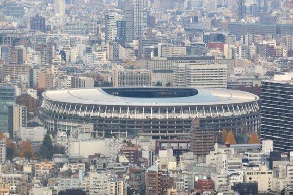東京五輪の開会式は7月23日、あと2か月だ