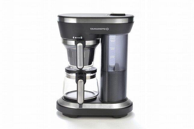 妥協なき設計、奥深い香りのコーヒーを手軽に