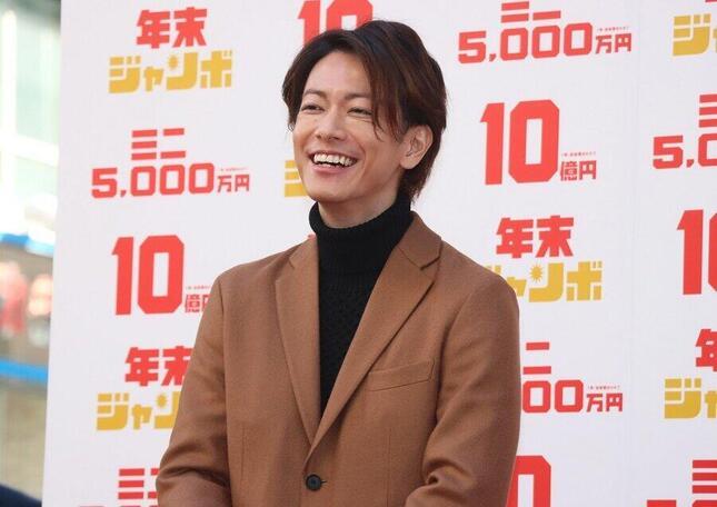 佐藤健の雨男伝説(写真:つのだよしお/アフロ)
