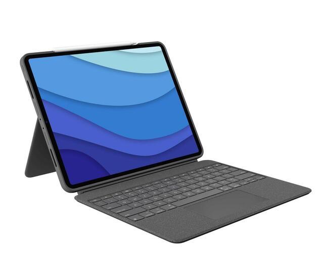 iPad Proの保護はもちろん、ノートPCのような作業効率も備わる