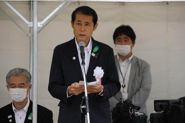 内田清之・熊本県東京事務所長