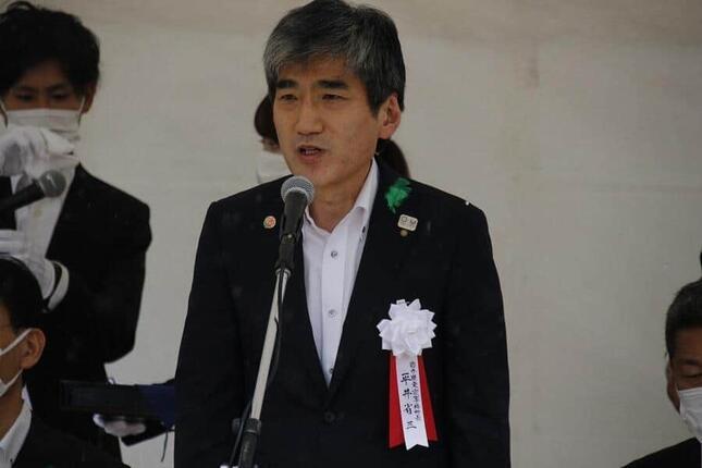 平井省三・岩手県東京事務所長