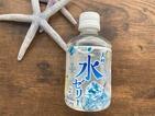 「天然水ゼリー」謎の飲み物見つけた 見た目は水、でも味はひょっとして