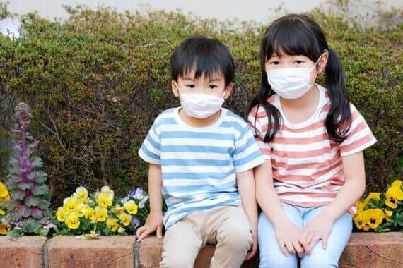 子どもを感染症から守りたい(写真はイメージ)