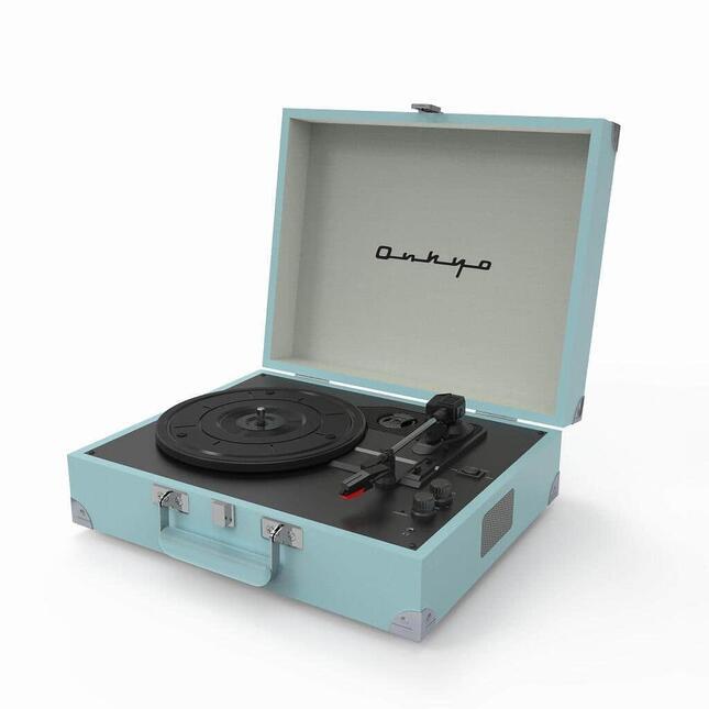 古くて新しいデザインに多彩なレコード再生機能を搭載